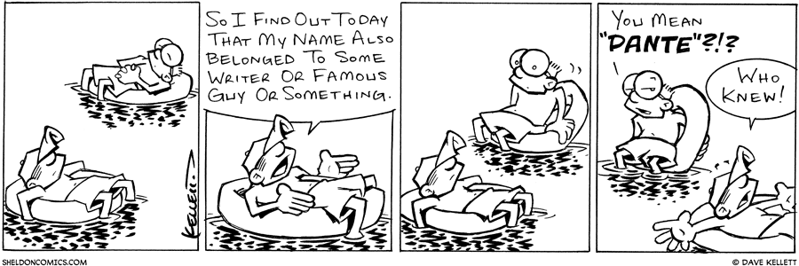 strip for April / 28 / 2003