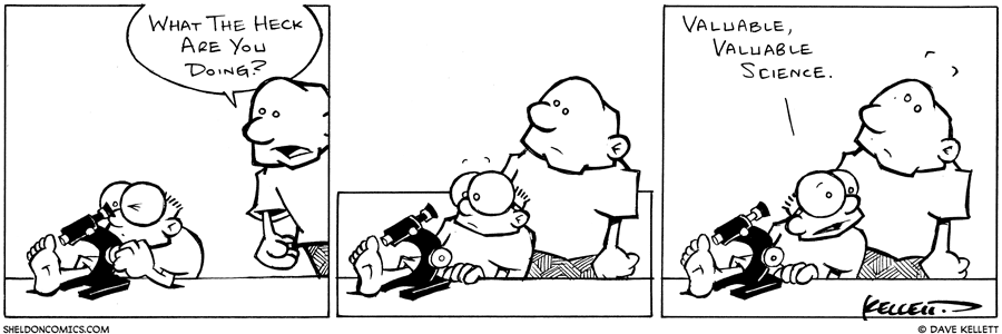 strip for April / 30 / 2003