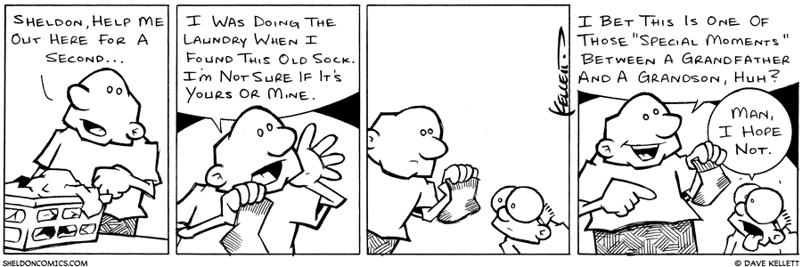 strip for May / 2 / 2003