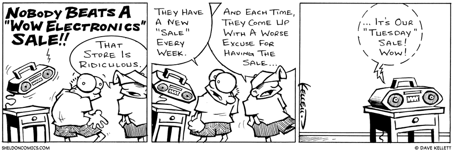 strip for May / 10 / 2003