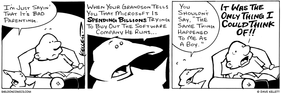 strip for June / 9 / 2003