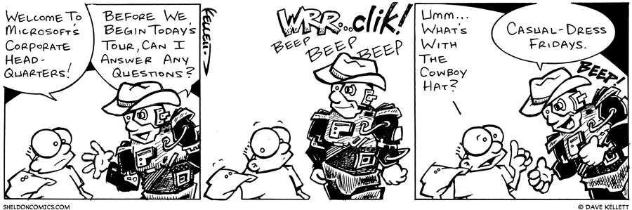 strip for June / 13 / 2003