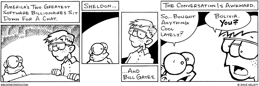 strip for June / 16 / 2003