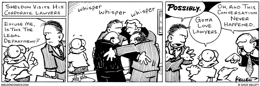 strip for July / 8 / 2003