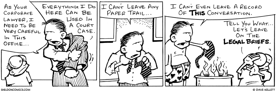 strip for July / 9 / 2003