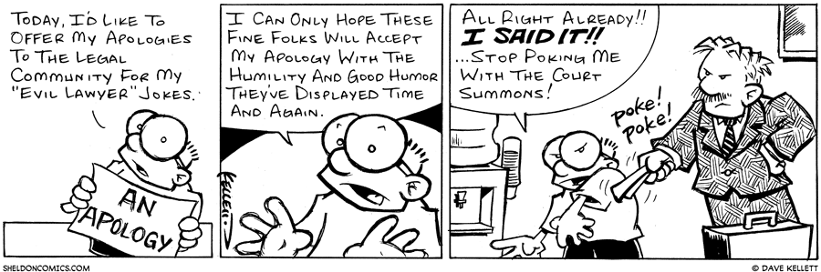 strip for July / 11 / 2003