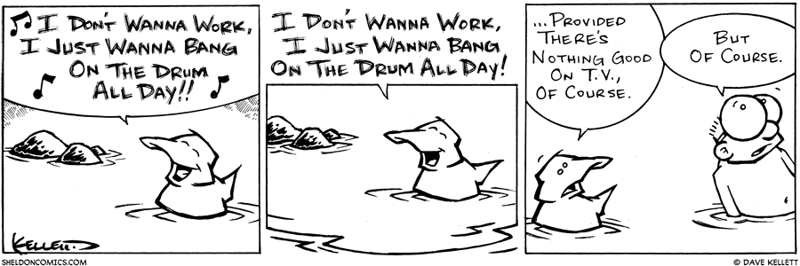 strip for July / 18 / 2003
