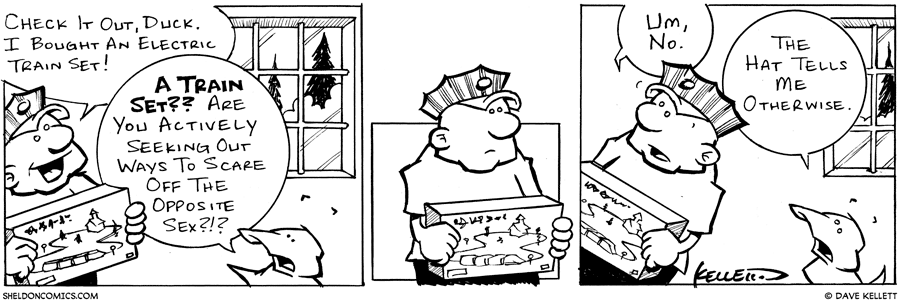 strip for July / 19 / 2003