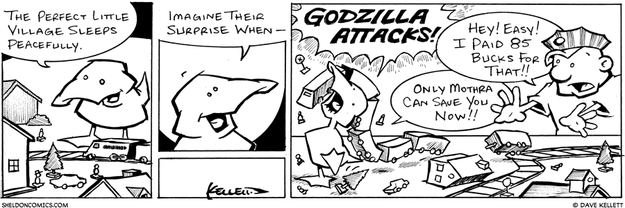 strip for July / 24 / 2003