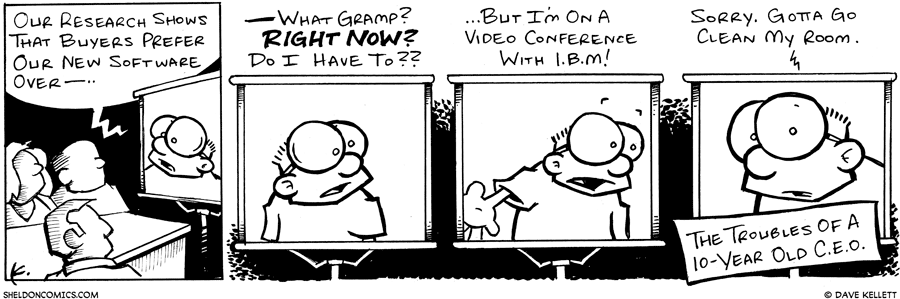 strip for July / 28 / 2003