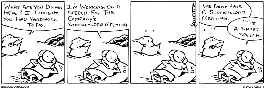 strip for July / 29 / 2003