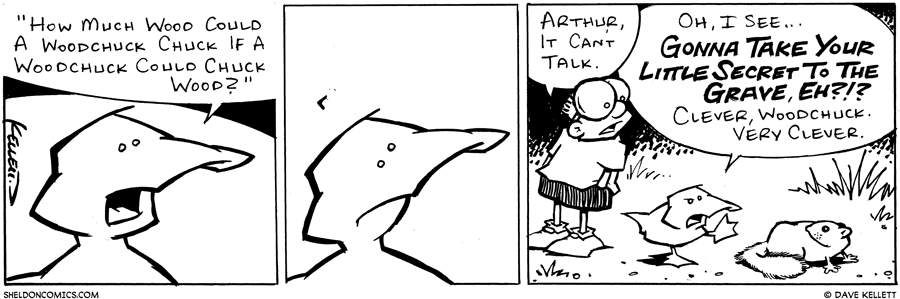 strip for August / 1 / 2003