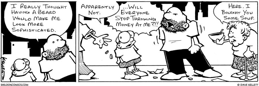 strip for August / 8 / 2003