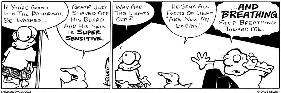 strip for August / 14 / 2003