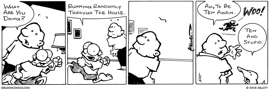 strip for August / 15 / 2003