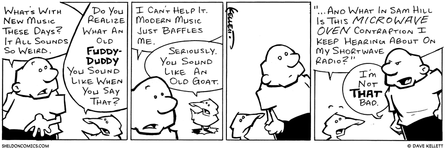 strip for August / 19 / 2003