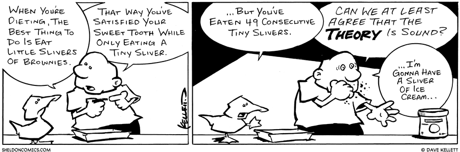strip for August / 23 / 2003