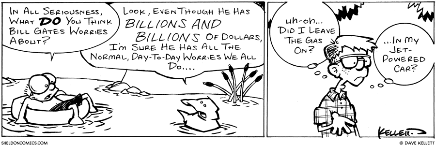 strip for August / 28 / 2003