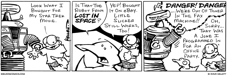 strip for September / 12 / 2003