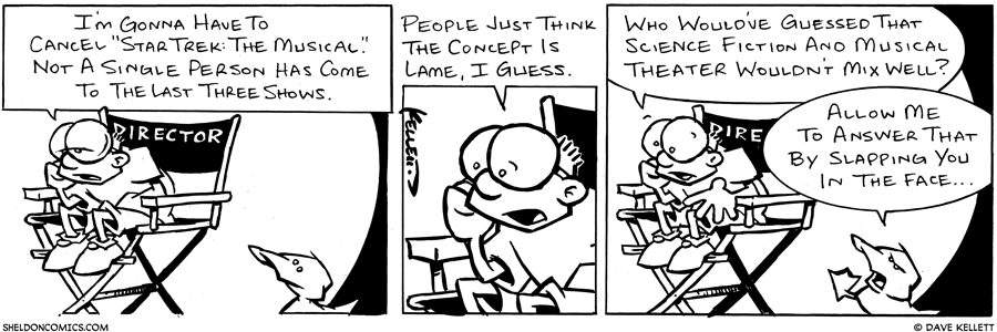 strip for September / 24 / 2003