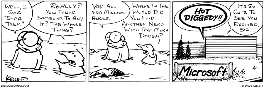 strip for September / 25 / 2003