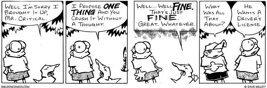 strip for September / 26 / 2003