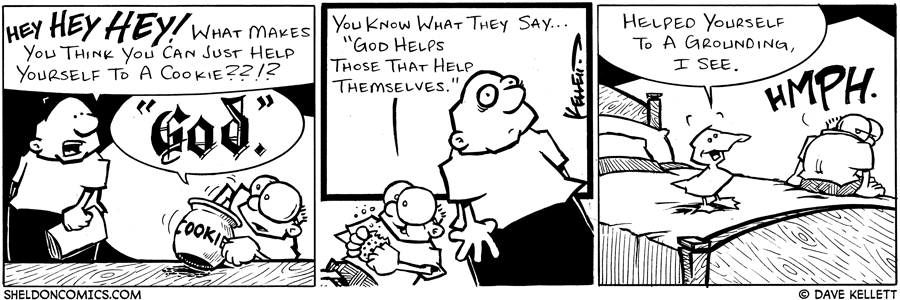 strip for October / 21 / 2003