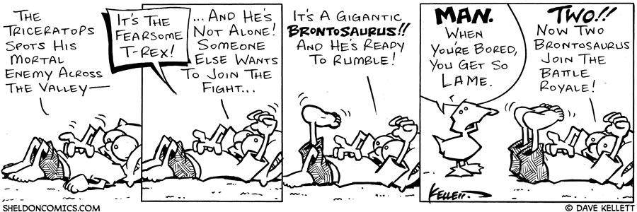 strip for October / 23 / 2003