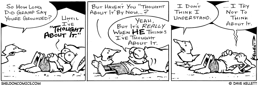 strip for October / 24 / 2003