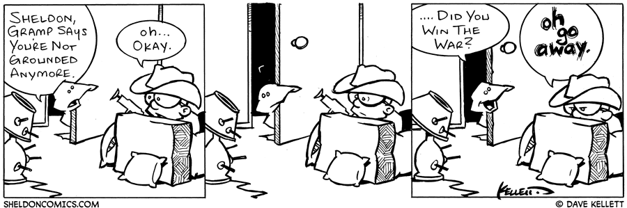 strip for October / 25 / 2003