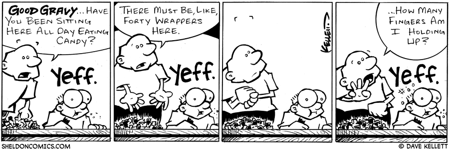 strip for November / 3 / 2003