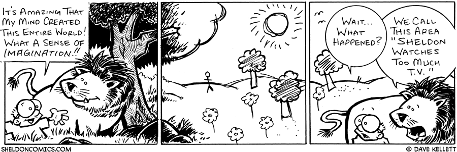 strip for November / 14 / 2003