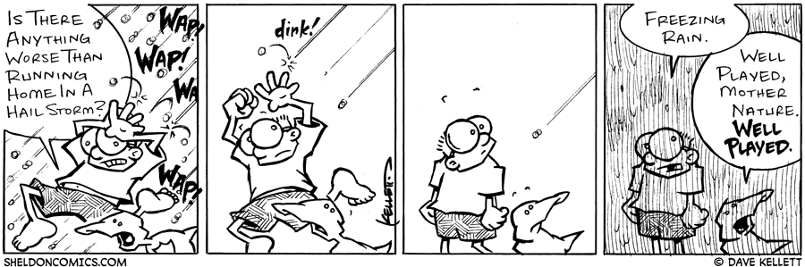 strip for November / 18 / 2003