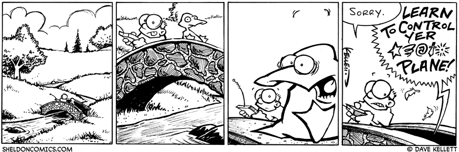 strip for November / 21 / 2003