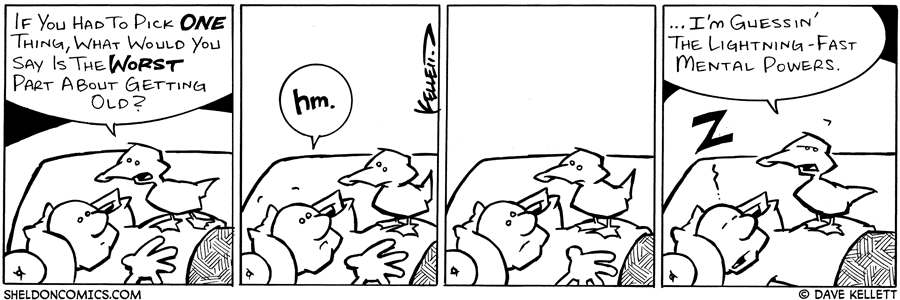 strip for November / 25 / 2003