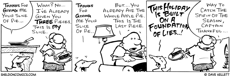 strip for November / 27 / 2003