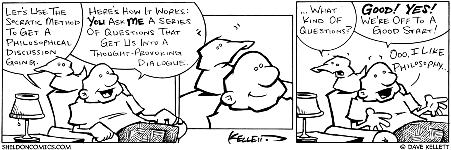 strip for November / 28 / 2003