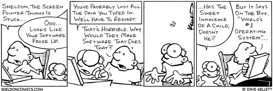 strip for December / 4 / 2003