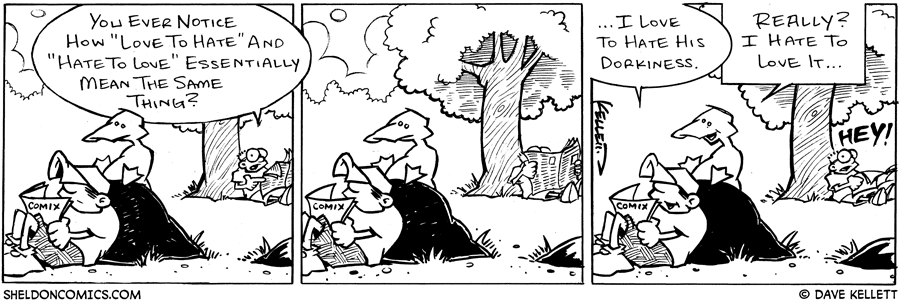strip for December / 6 / 2003