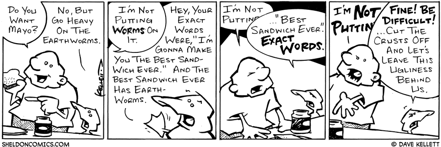 strip for December / 8 / 2003