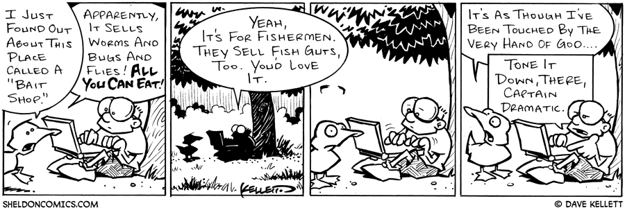 strip for December / 10 / 2003
