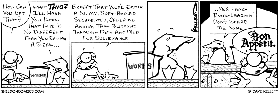 strip for December / 12 / 2003