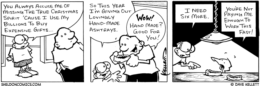 strip for December / 17 / 2003