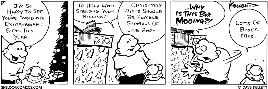strip for December / 18 / 2003