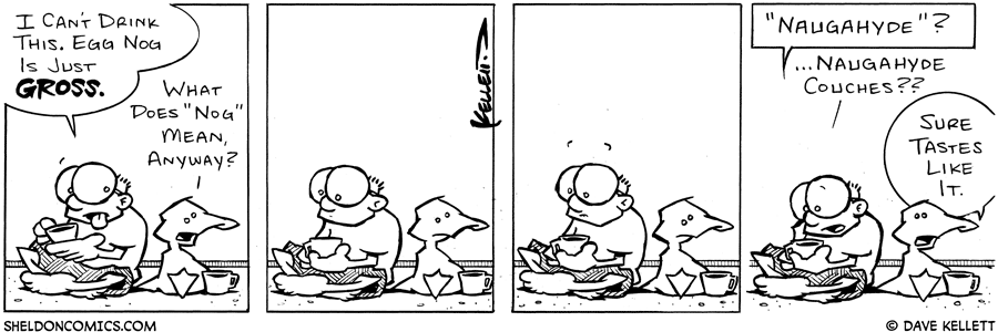 strip for December / 20 / 2003