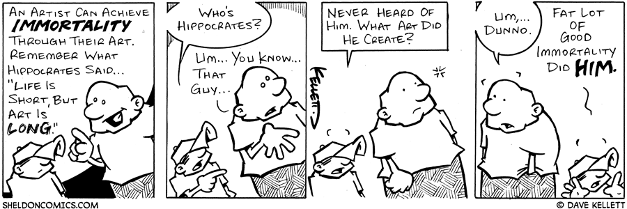 strip for January / 7 / 2004