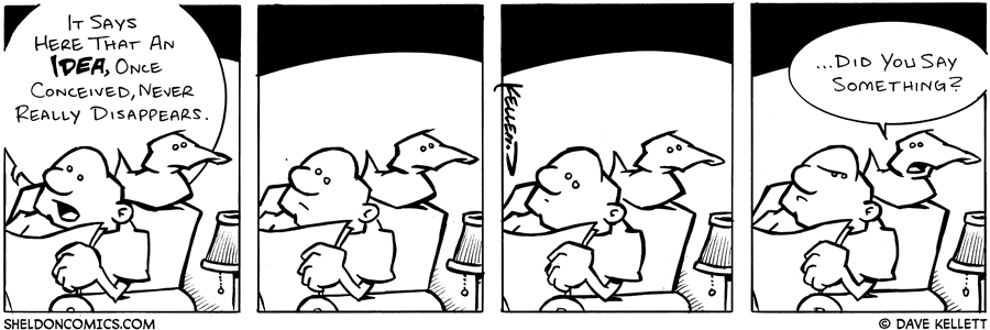 strip for January / 10 / 2004