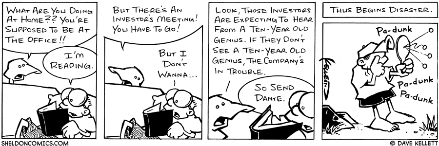 strip for January / 19 / 2004