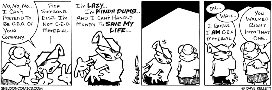 strip for January / 20 / 2004