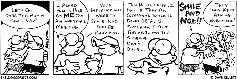 strip for January / 22 / 2004